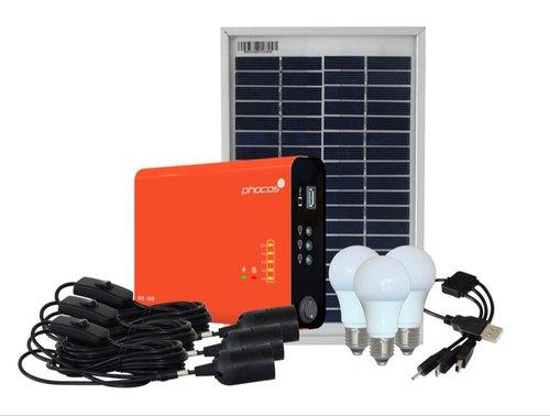 Solar Power Home Lighting