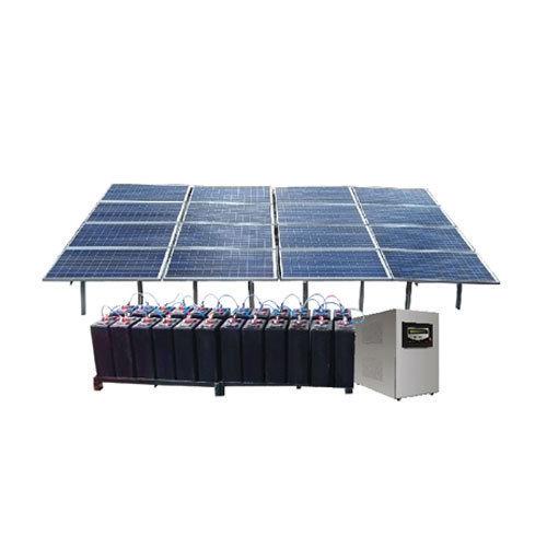 Solar Power Pack System