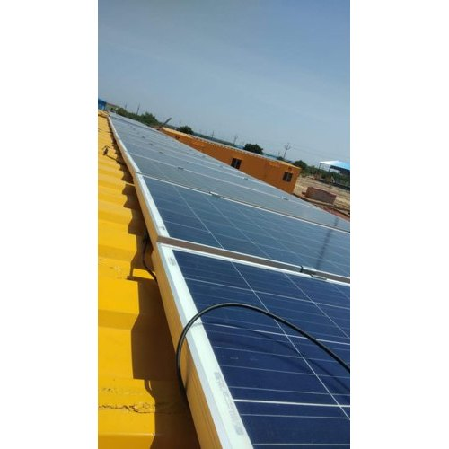 Solar Power Plant Consulting Services