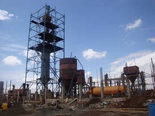 Spare For Cement Plants