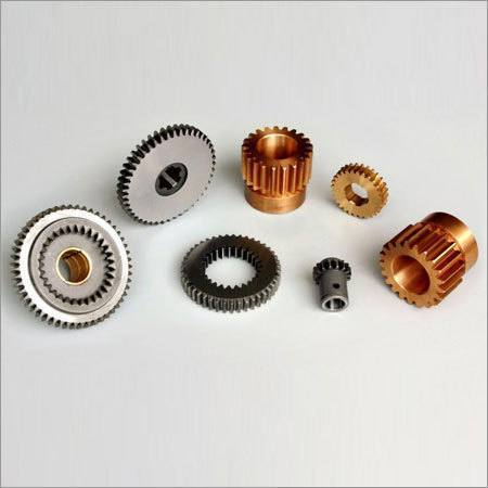 Spare Parts Of Lathe Machine