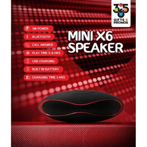 Speaker With Set