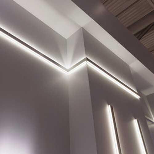Square Led Wall Lights