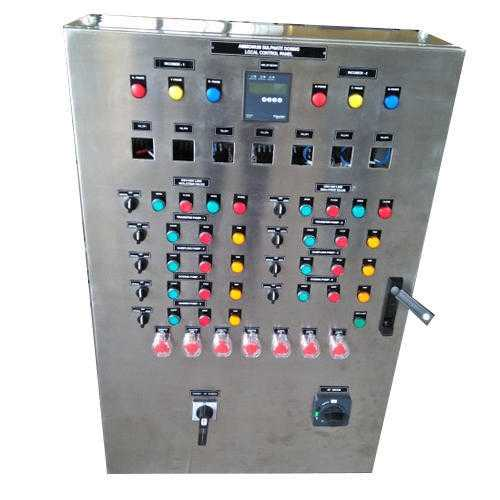 Ss Electrical Control Panel