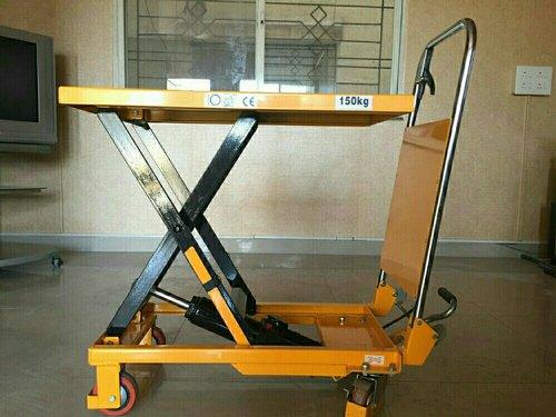 Ss Material Handling Trolleys