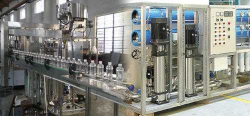 Ss Mineral Water Ro Plant