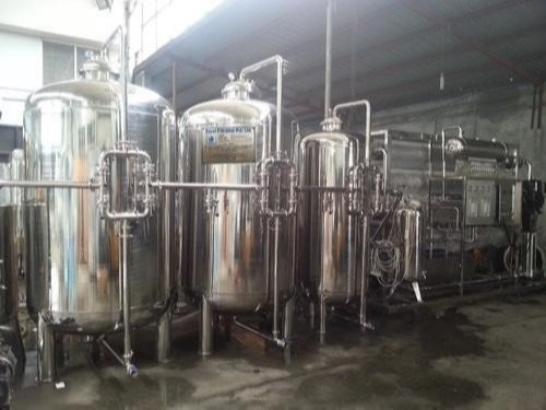 Ss Ro Mineral Water Plant