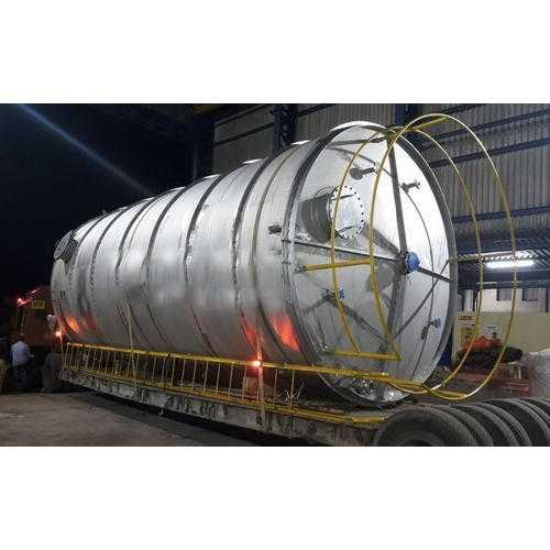 Stainless Chemical Storage Tank