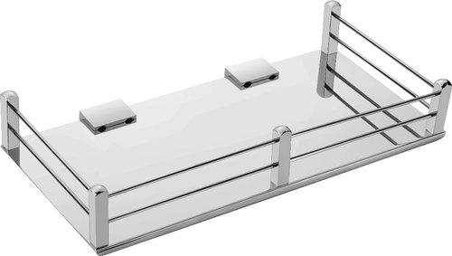 Stainless Steel Bathroom Shelf