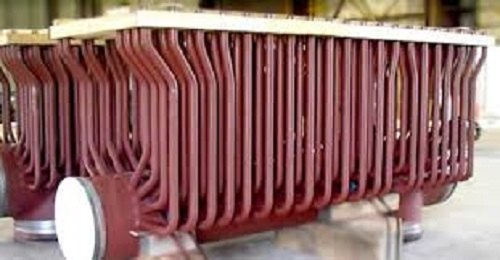 Steam Boiler Piping