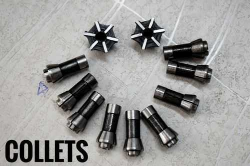 Steel Collets