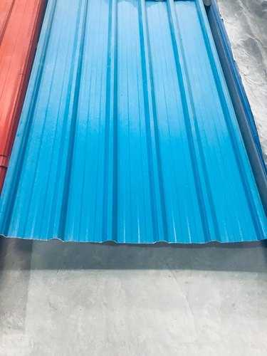 Steel Colour Coated Sheets