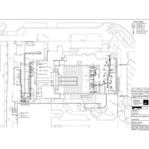 Steel Fabrication Drawing Service