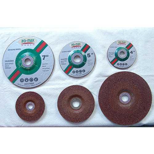 Steel Grinding Wheels