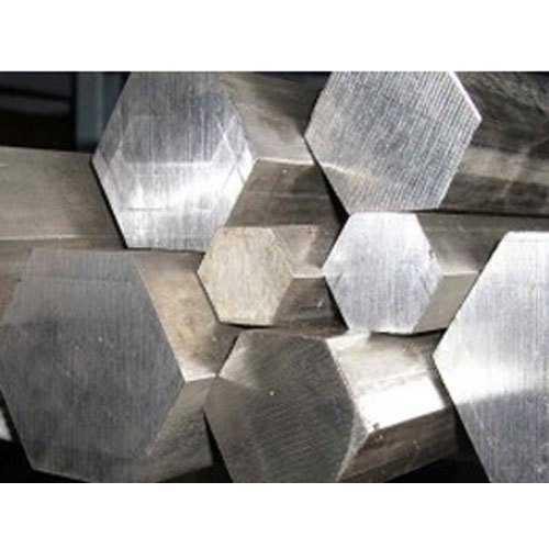 Steel Hexagons Bars