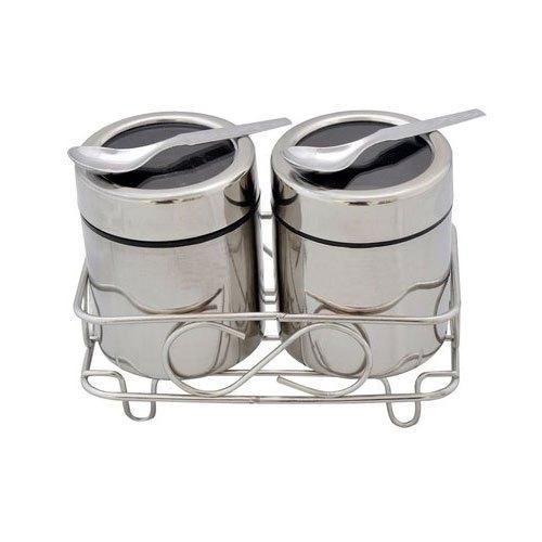 Steel Jar