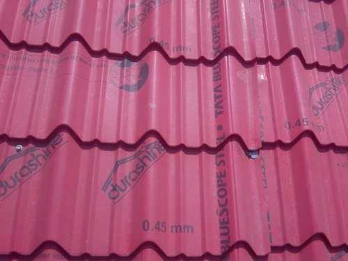 Steel Roofings