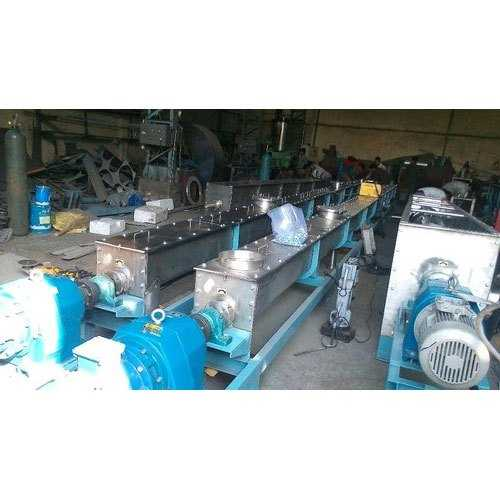 Steel Screw Conveyors