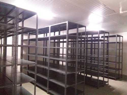 Steel Slotted Angles Racks