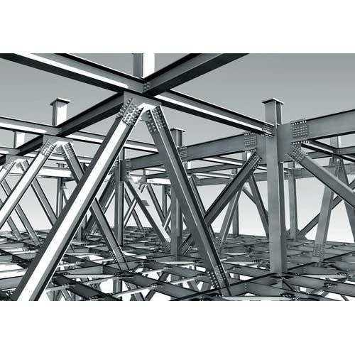 Steel Structure Drawing Service