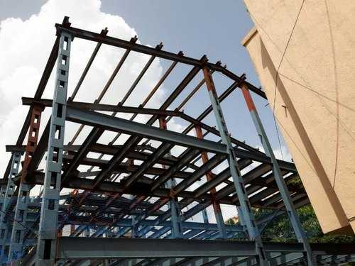 Steel Structures And Erection Works