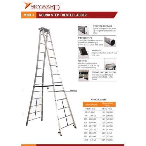 Step On Ladder