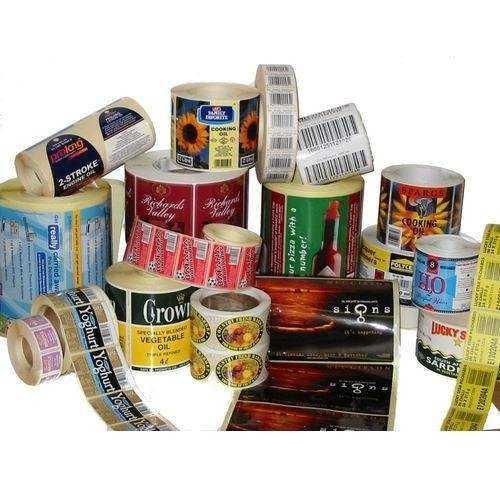 Sticker Label Printing Service