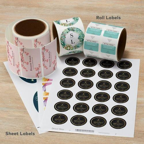 Stickers And Labels Printing Service