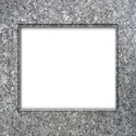 Stone Picture Frames