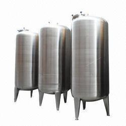 Storage Chemical Tanks