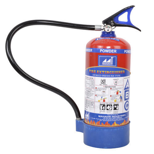 Stored Pressure Type Abc Fire Extinguisher