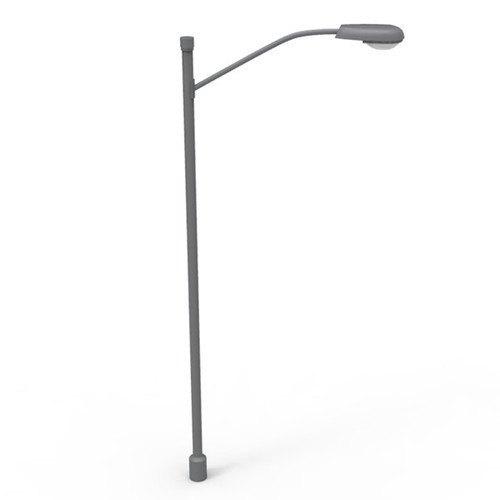 Street Lighting Poles Installation