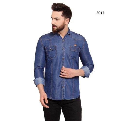 Stylish Denim Shirts