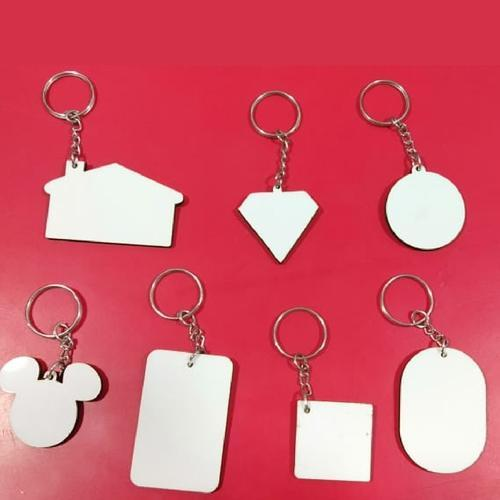Sublimation Keychains