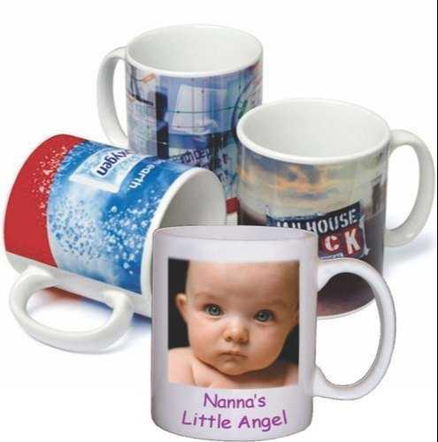 Sublimation Printed Mugs