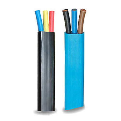 Submersible 3 Core Pvc Flat Cable