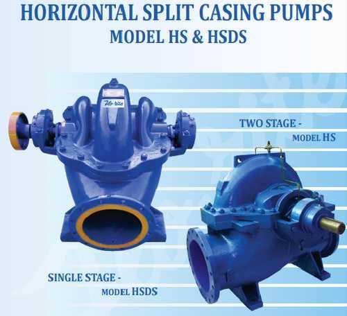 Submersible Horizontal Pumps