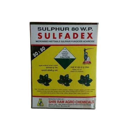 Sulphur Wp 80