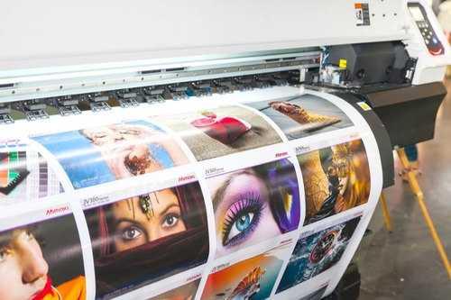 Sunboard Vinyl Printing