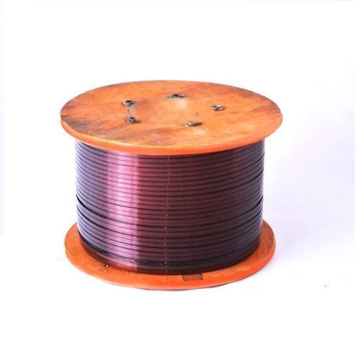 Super Enamelled Copper Strip