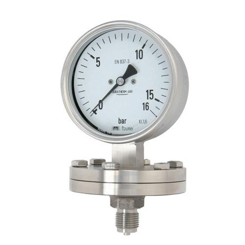 Switch And Pressure Gauge