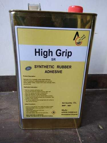 Synthetic Rubber Adhesives