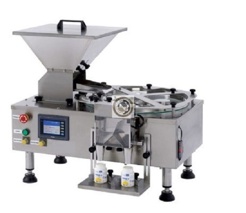 Tablet Counting And Filling Machines