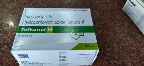 Telmisartan And Hydrochlorothiazide Tablets
