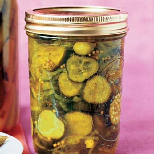 Tender Mango Pickles