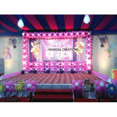 Tent Services For Birthday Party