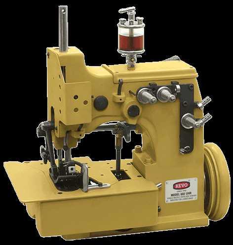Thread Overlock Sewing Machine