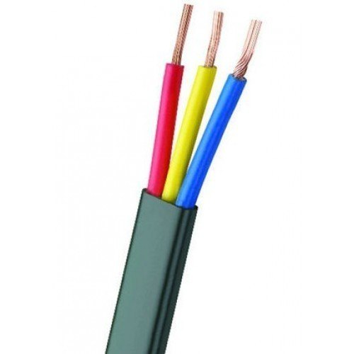 Three Core Flat Submersible Cable