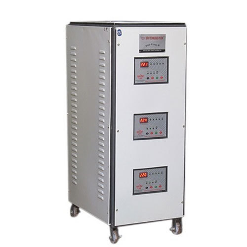 Three Phase Air Cooled Voltage Stabilizer