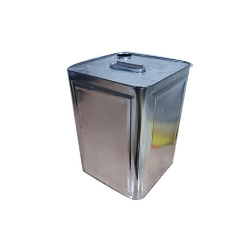 Tin Container For Ghee